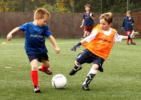 Brain changes witnessed in children after single season of playing youth football