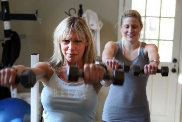 Consistent exercise linked to lower risk of colon cancer death