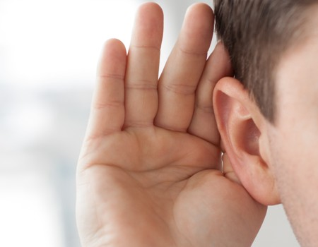Hearing disabilities is linked to your brain, not ears