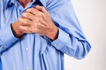 Blues invite re-hospitalization among cardiac patients