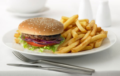 Postmenopausal women at greater stroke risk from high trans fat diet