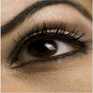 Define Eyes With Homemade Kohl