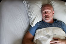 Sleep improves memory in Parkinson's patients