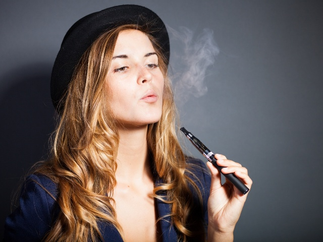 Here's why e- cigarettes can lead to smoking