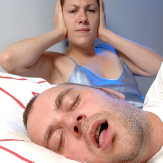 Snore away, your heart's not at risk from it