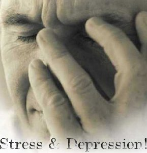 How stress and depression shrink brain