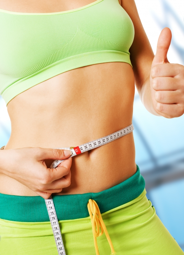 ... resolution of losing weight if you just follow these six tips