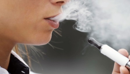Now, `safer` e-cigarette with tobacco flavour, less harmful smoke