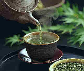 Green tea boosts memory