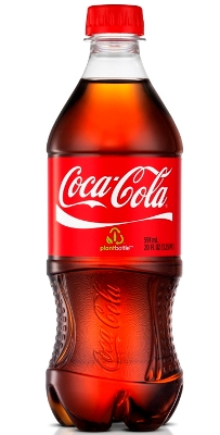 Coke to be sold in biodegradable plastic bags in many countries