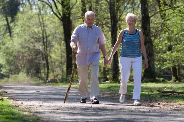 Washington, june 12 : older people whose walking speed suddenly starts