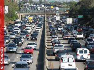 Traffic pollution 'worsens asthmatic symptoms in kids'