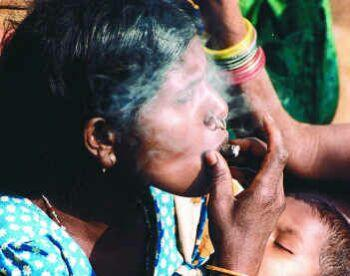 tobacco consumption in rural india 50 years of cancer control in india 196 tobacco control in india based on age & sex specific rates for tobacco use in urban and rural areas.