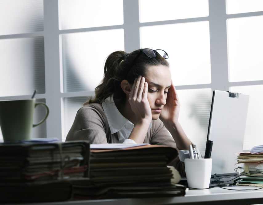 Chronic stress, anxiety putting your brain at risk