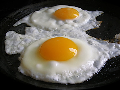 An egg a day doesn't risk your heart