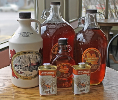 Can pure maple syrup extract prevent Alzheimer's?