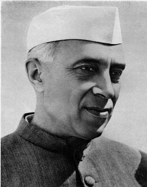 Jawaharlal Nehru india
