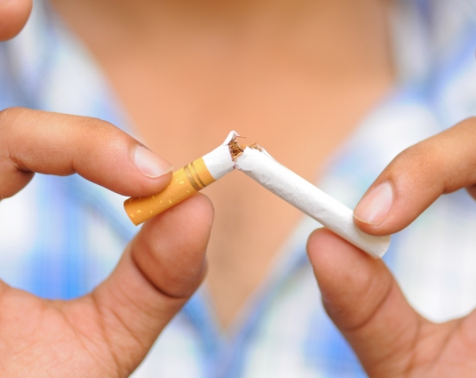 Losing weight, quitting smoking may reduce risk of old age dementia