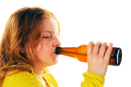 teen alcoholism You've probably heard parents who dismiss teenage experiments with  those  who started drinking before age 14, 47 percent became alcoholics at some point .
