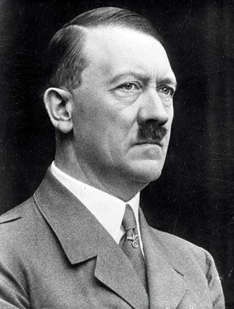 Menurut DNA, Adolf Hitler Keturunan Yahudi