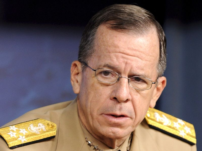Admiral Mike Mullen - Mike-Mullen