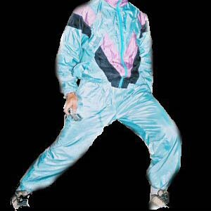 Shellsuit Voted Worst Fashion Trend Of 1980s Topnews