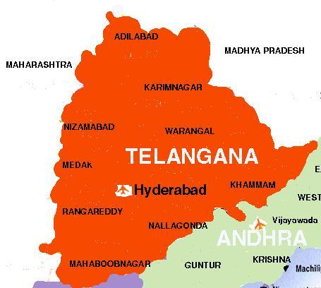... pulling out of the Telangana Joint Action Committee (JAC