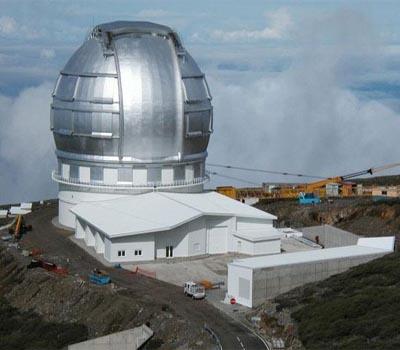 Οι Αεροδιαστημικές Δυνάμεις της Ρωσίας εξοπλίζονται με ένα υπερσύγχρονο και πανίσχυρο τηλεσκόπιο.