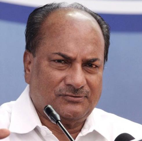 Indian soldiers did not behead Pakistani troops, says Antony