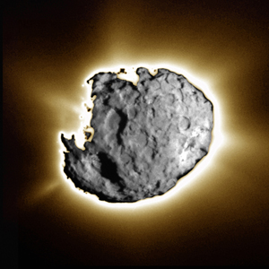 Meteorites 'may have sparked life on Earth'