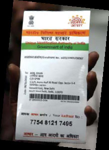 Mad rush for Aadhar cards in Hyderabad