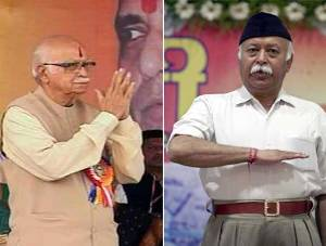 `Unwell' Advani not to meet RSS chief