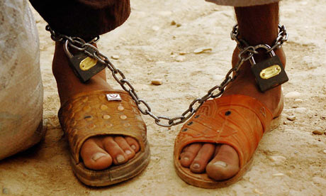 UN report says torture in Afghan prisons 'widespread'