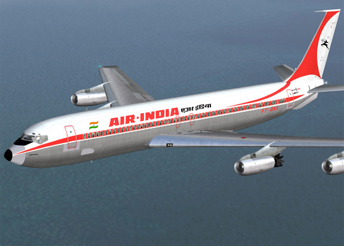 Download this Air India All Women Crew Flights Continents Thursday picture