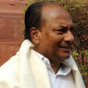 Navy chief wanted to quit so resignation accepted: Antony