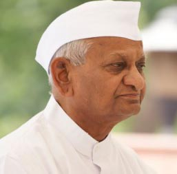 Hazare to stay at JP house ahead of Patna rally
