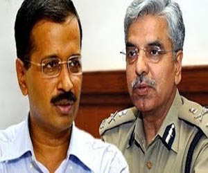Kejriwal, Bassi met Delhi LG