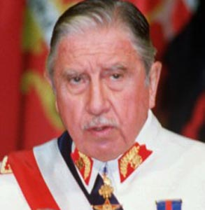 Brazilian junta financed Chile's Pinochet, show documents