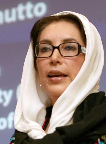 benazir bhutto hot photos. Benazir Bhutto#39;s aide#39;s
