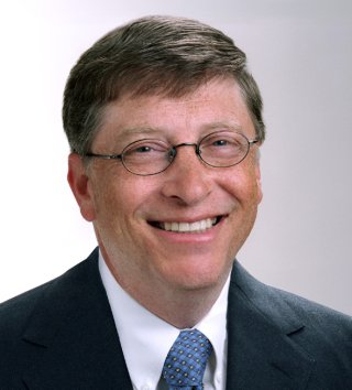 bill gates Bill Gates Tops the
