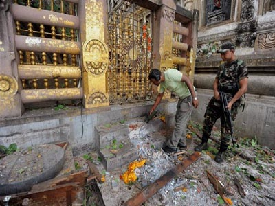 Bodh Gaya blasts: Sleuths spot six suspects in CCTV clips