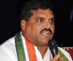 Andhra Congress chief faces Telangana protest