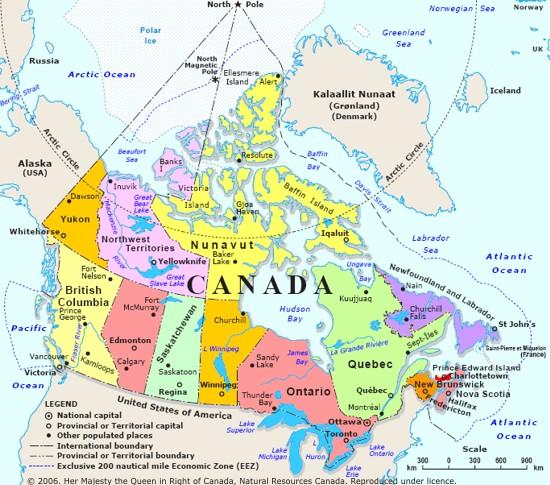 njyloolus time zones canada map