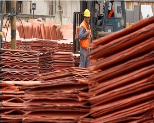 Chile Copper Exports