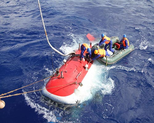 Deep Sea Diving: Record For Deep Sea Diving