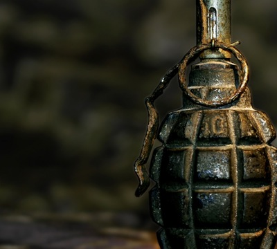 Chinese grenade found in Assam