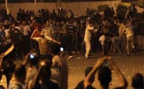 Clashes throughout Egypt on uprising anniversary kill five, injure more than 252