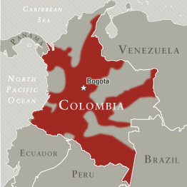 Five killed in Colombia landslide, 20 trapped