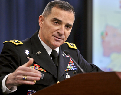 US General says South Korea databases hacked