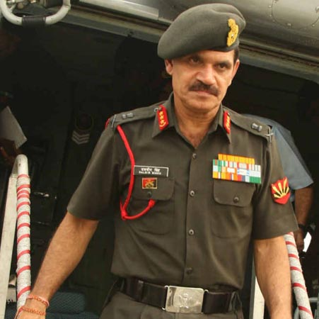 Army Chief pays homage to martyred Gorkha Rifles regiment soldier
